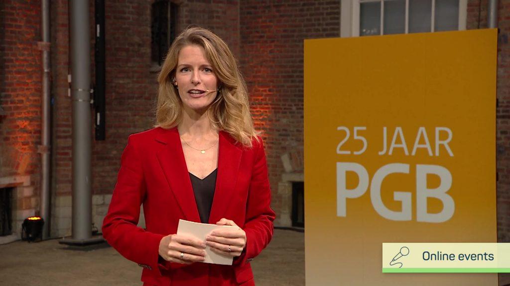 Dagvoorzitter voor online event van Ministerie van VWS en 25 jaar PGB